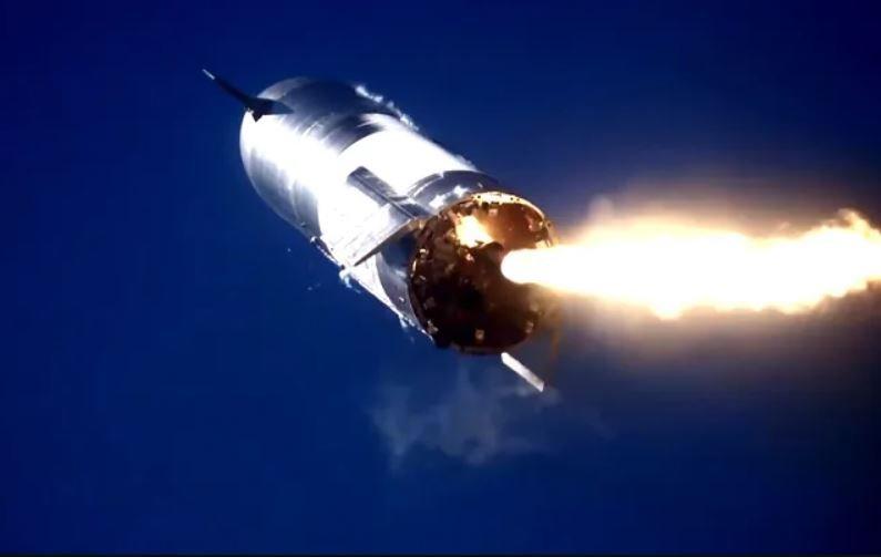 Прототип космического корабля Starship взорвался во время приземления