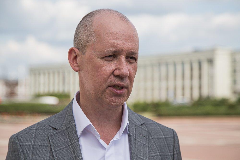 Генпрокуратура отправила в Латвию запрос об экстрадиции оппозиционера Валерия Цепкало.