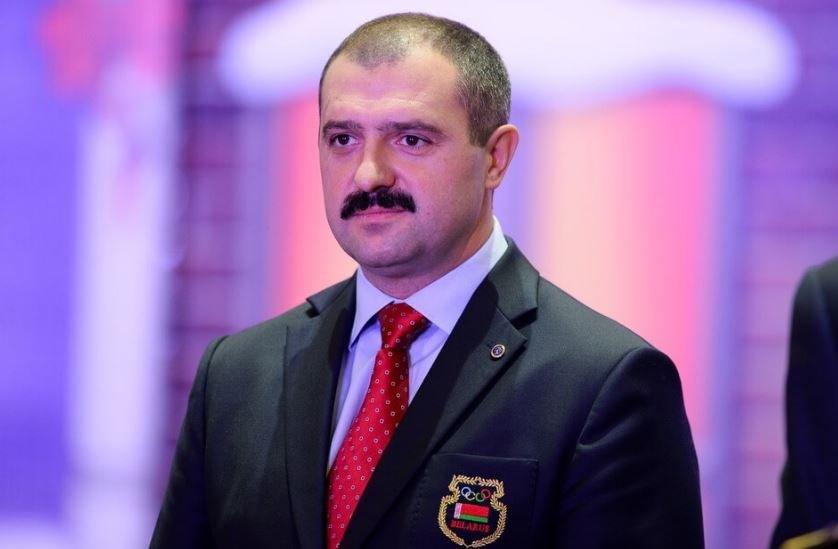 Виктор Лукашенко избран президентом Олимпийского комитета Беларуси