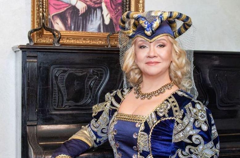 57-летняя минчанка выиграла международный конкурс красоты «MS.Top Of The World»