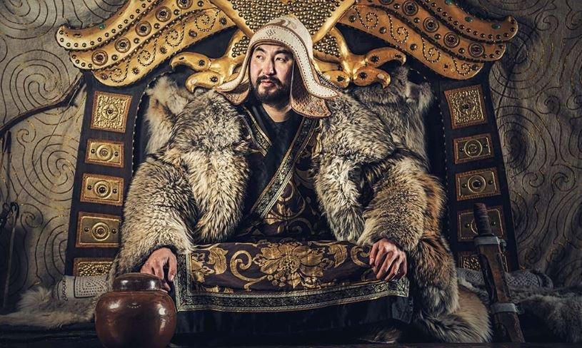 Причиной смерти Чингисхана могла стать бубонная чума