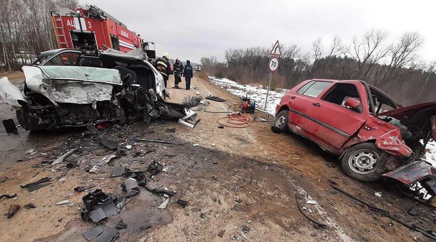 В Волковысском районе в лобовом ДТП в погиб новорожденный ребенок