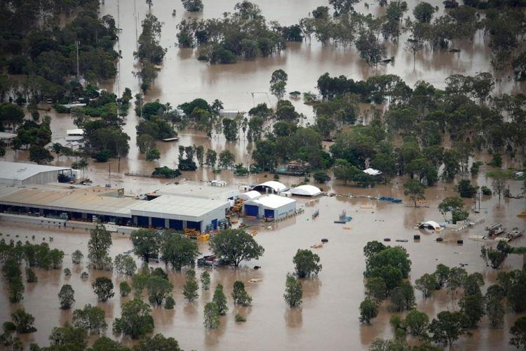 NASA предсказало рекордные наводнения на Земле в ближайшем будущем