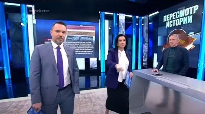 Телеведущую Екатерину Стриженову госпитализировали во время съемок на Первом канале