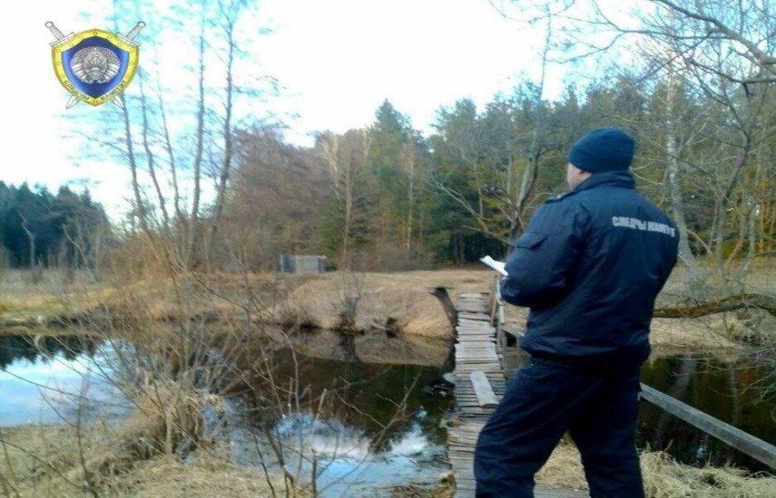В Борисовском районе утонул пятилетний мальчик