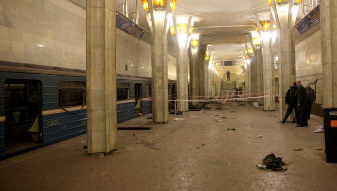 На станции метро «Октябрьская» в Минске 10 лет назад произошел теракт
