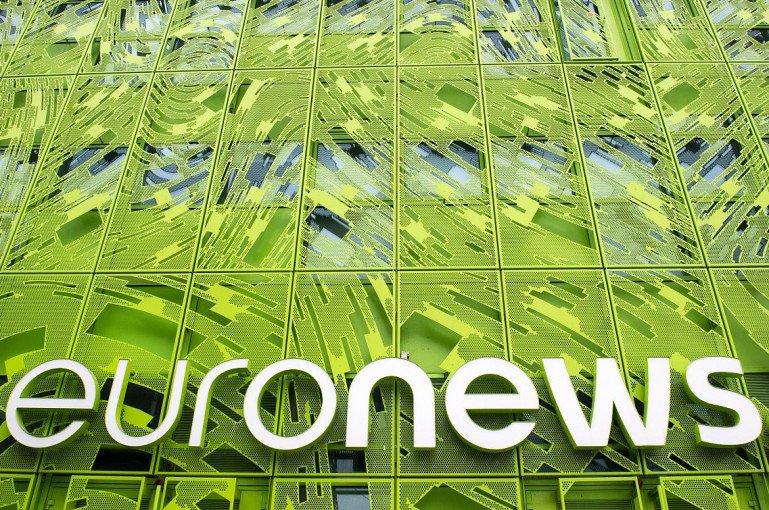 В Беларуси прекращена трансляция канала Euronews