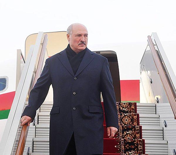 13 апреля Лукашенко отправится на переговоры в Азербайджан