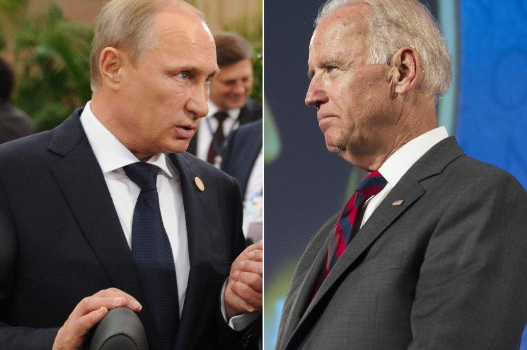 Байден провел переговоры с Путиным и предложил встретиться на нейтральной территории