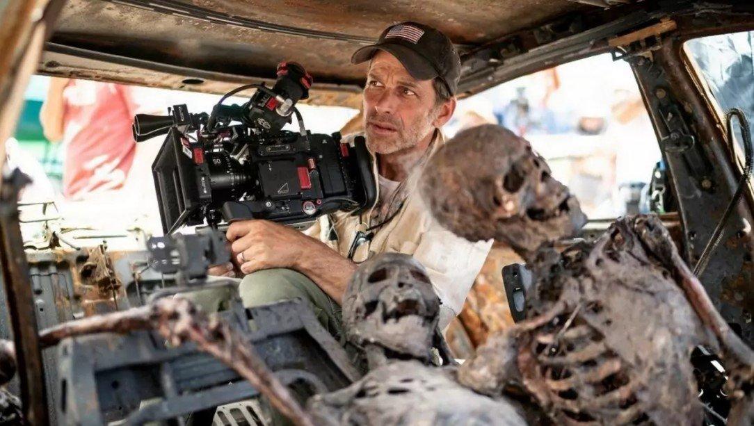 Netflix выпустил трейлер фильма ужасов «Армия мертвецов» Зака Снайдера