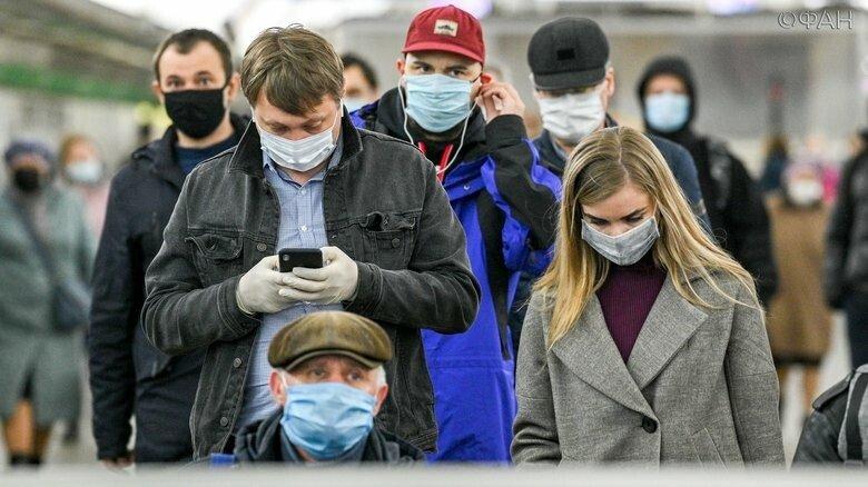 В Минске зафиксирован рост заражений COVID - 19