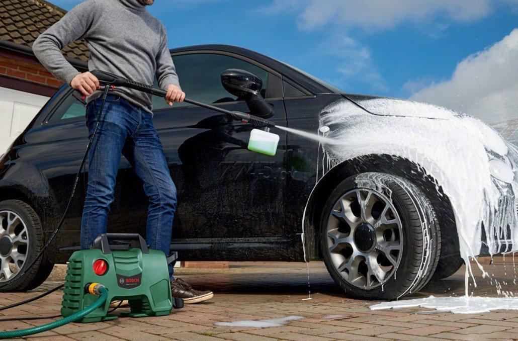 Оборудование для автомобиля - мойка высокого давления