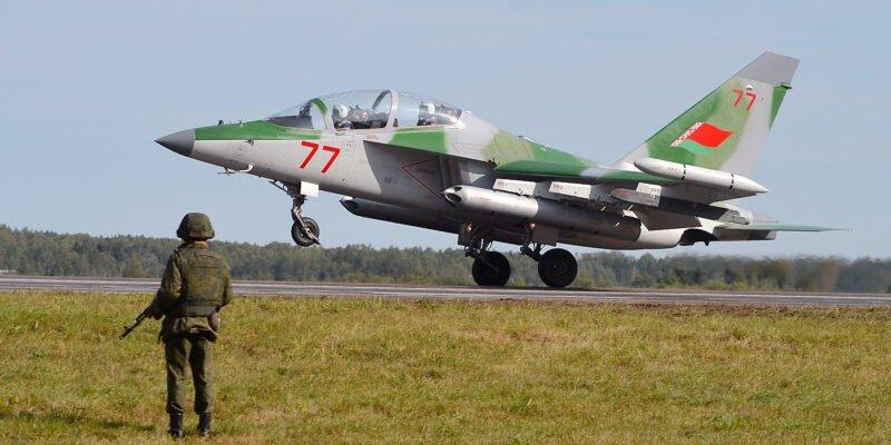На белорусском аэродроме будут дежурить российские военные