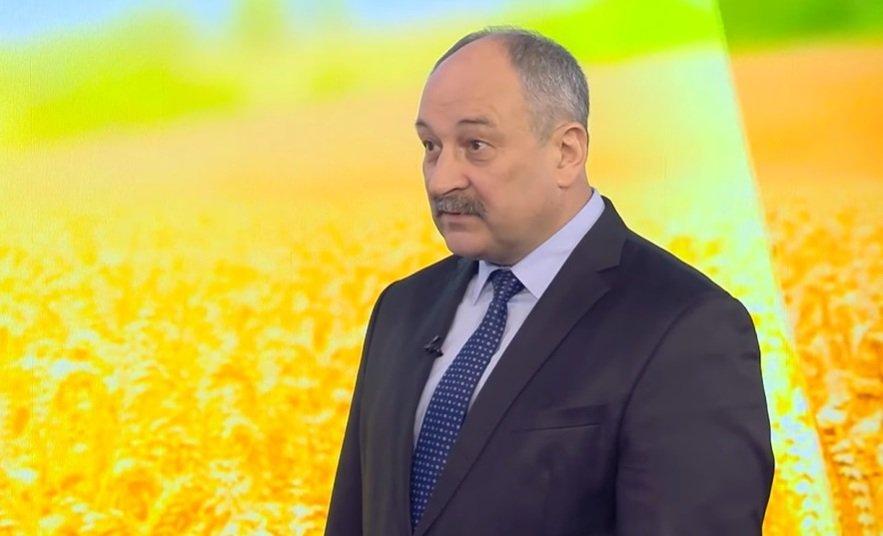 Министр сельского хозяйства прокомментировал запрет на вывоз из страны зерна