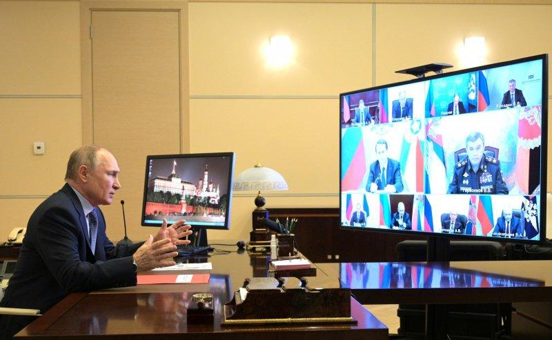 Путин принял приглашение Джо Байдена на саммит по климату