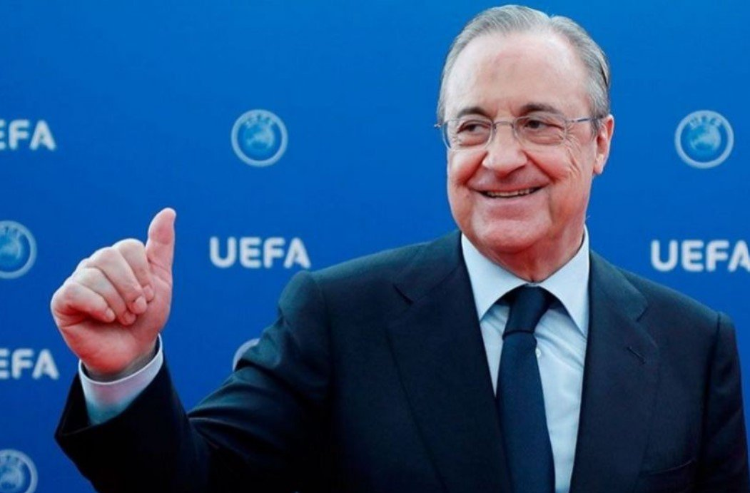 Президент «Реала» и Суперлиги предложил сделать матчи короче