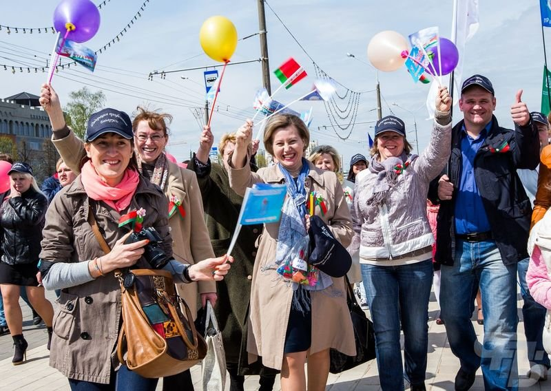 В мае 2021 года белорусов ждет 11 выходных