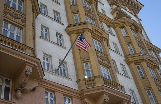 10 американских дипломатов будут высланы из России 21 апреля