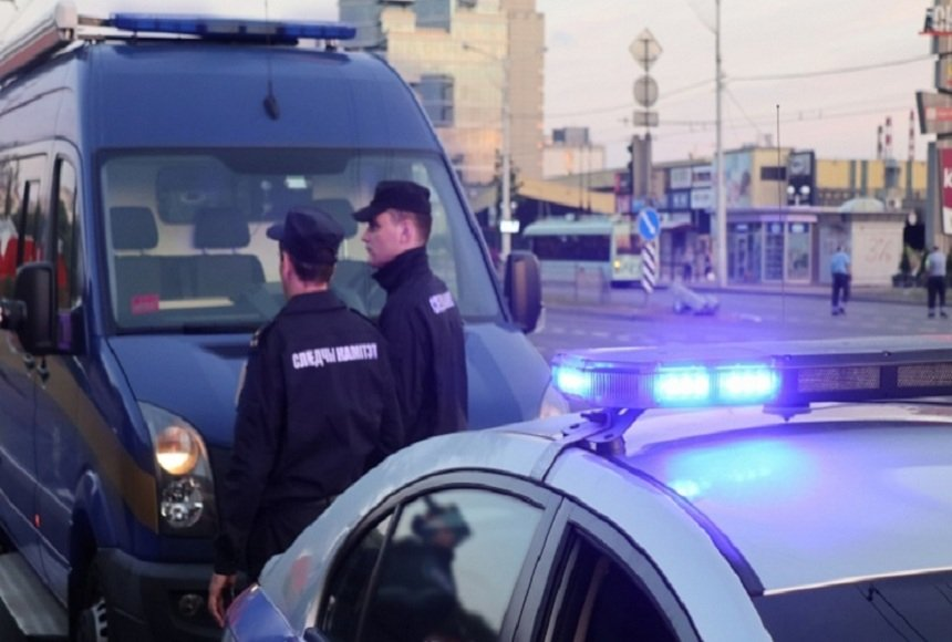 В Оршанском РУВД найден труп подполковника милиции