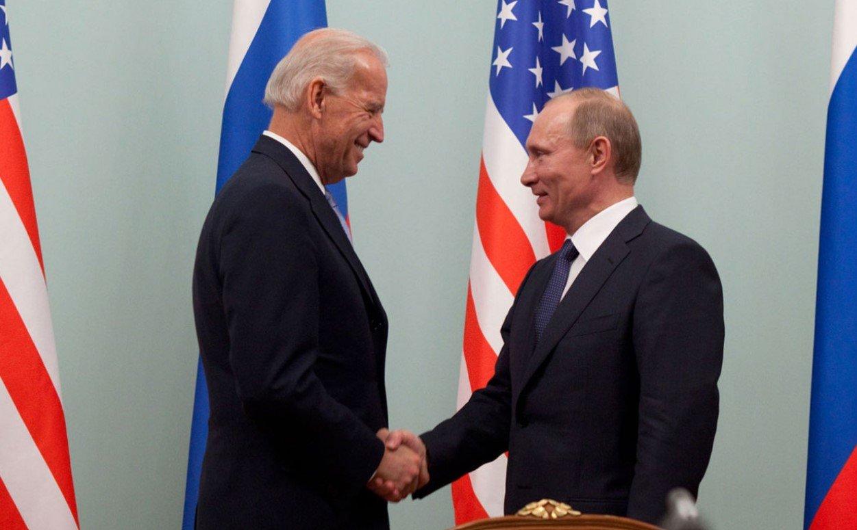 В Москве назвали возможную дату встречи Путина и Байдена