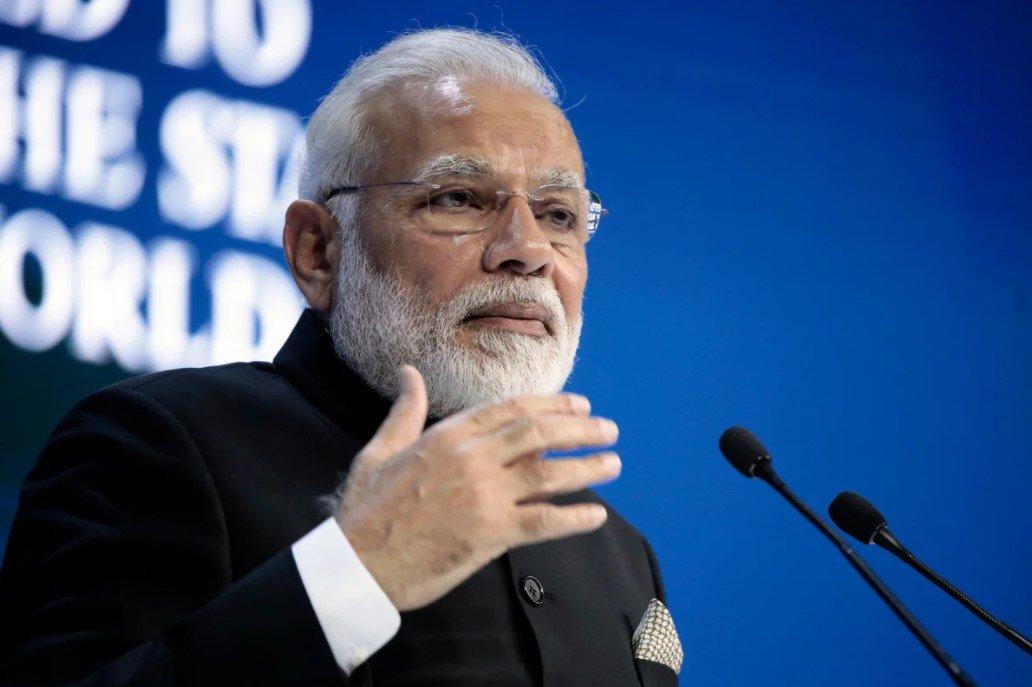 Премьер-министр Индии заявил, что страну накрыла «коронавирусная буря»
