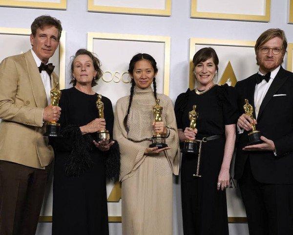 В США состоялась церемония вручения кинопремии «Оскар - 2021»