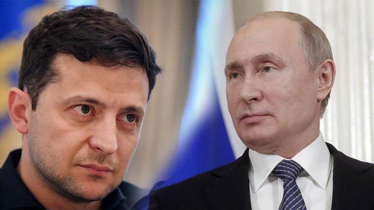 В Офисе Зеленского рассмотрели возможность приглашения Путина в Киев
