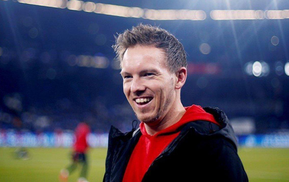 «Бавария» назначила Юлиана Нагельсманна на пост главного тренера