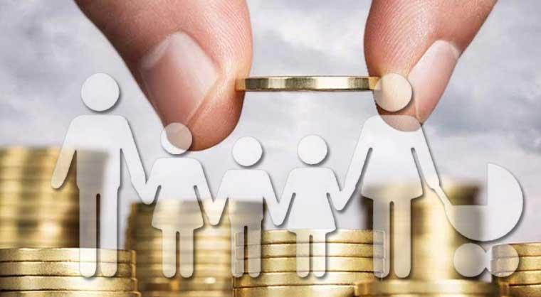 С 1 мая в Беларуси повысят пособие семьям с детьми