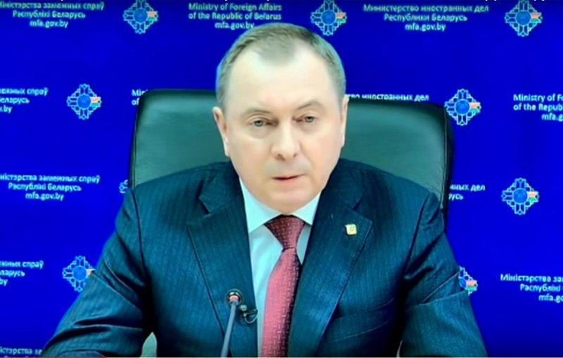 Макей в интервью Euronews признал чрезмерность действий властей на протестах