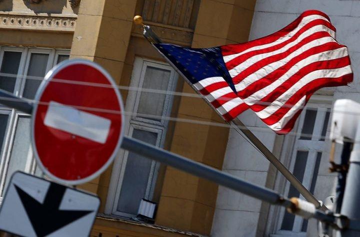Посольство США в России прекратит выдачу недипломатических виз россиянам