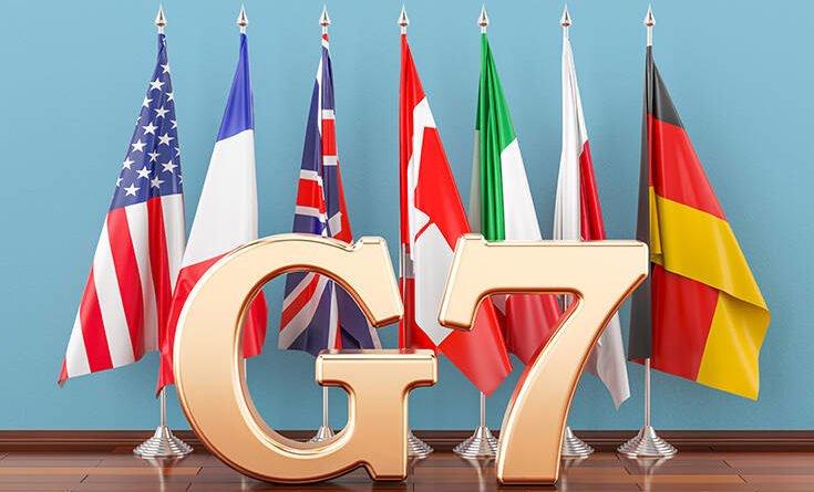 Саммит глав МИД стран G7 пройдет 11 - 13 июня в Великобритании