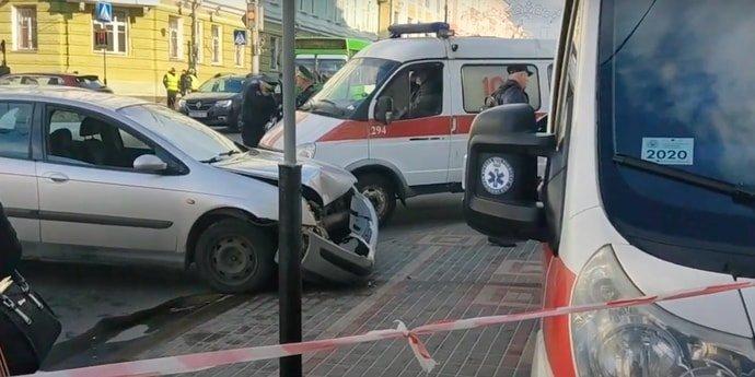 В Гомеле водитель легкового авто сбил двух детей, один ребенок погиб