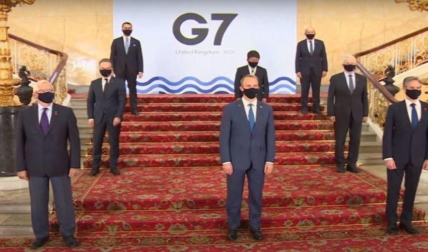 G7 призывает власти Беларуси организовать перевыборы президента