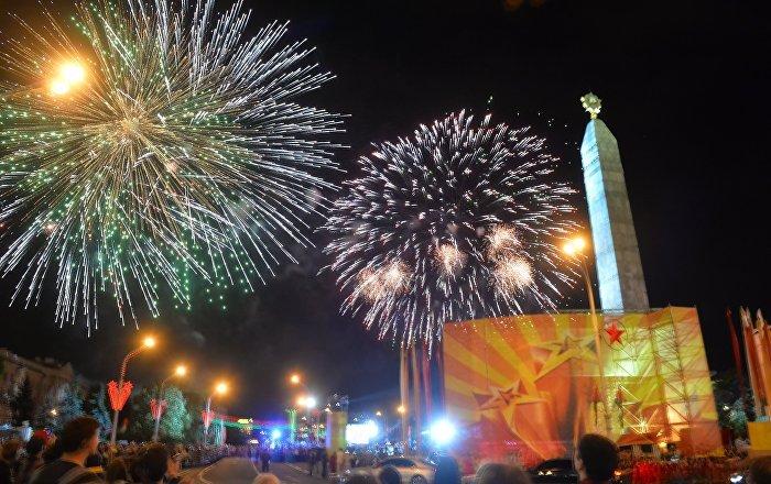 9 мая Минобороны организует 7 военно-тематических площадок в Минске