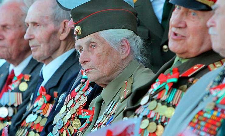 Белорусские ветераны получили выплаты к 9 мая