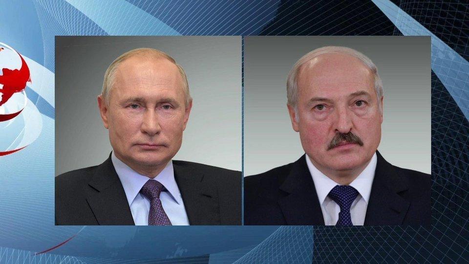 9 мая состоялся телефонный разговор Путина и Лукашенко