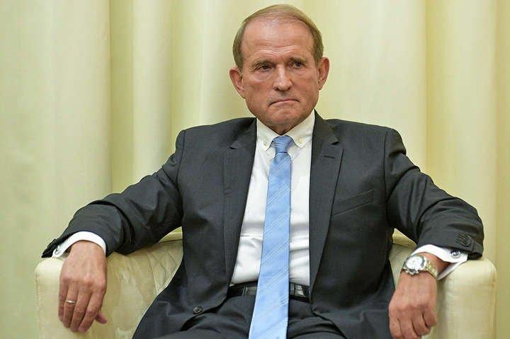 Депутат Верховной Рады Украины Виктор Медведчук обвиняется в госизмене