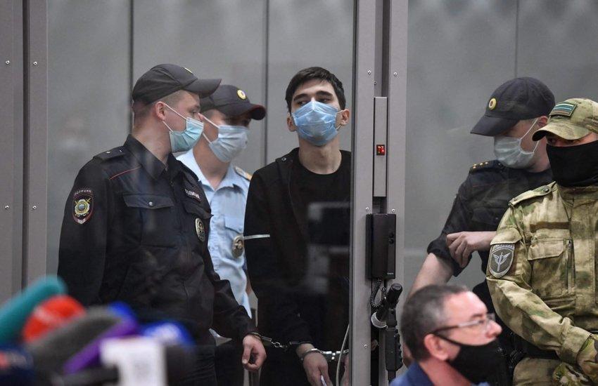 Суд арестовал казанского стрелка Ильназа Галявиева на 2 месяца