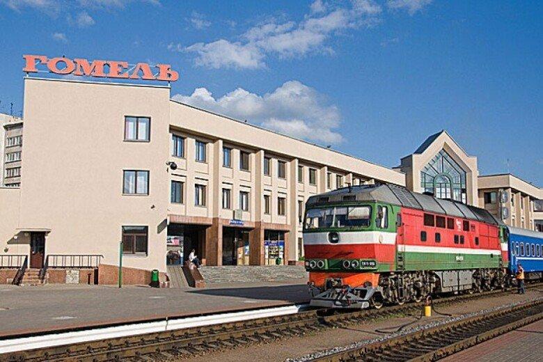 БЖД изменит график курсирования пассажирских поездов в Гомеле