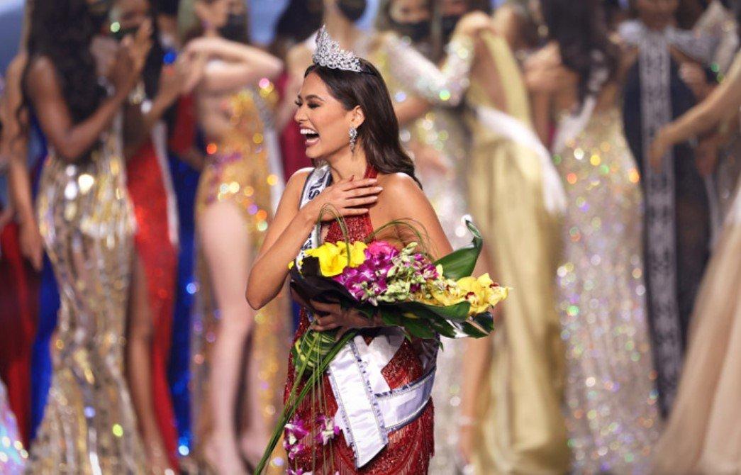 «Мисс Мексика» Андреа Меса завоевала титул «Мисс Вселенная»