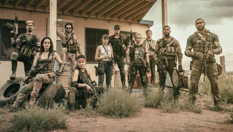 21 мая на Netflix вышел фильм Зака Снайдера «Армия мертвецов»