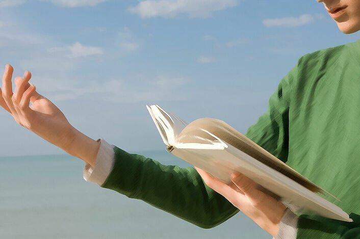 Ученые доказали: поэзия способствует активному развитию головного мозга