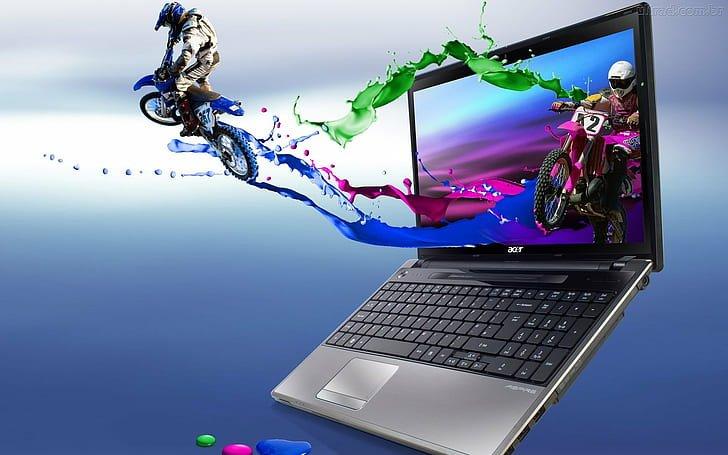 Acer готов к выпуску ноутбуков с 3D экраном