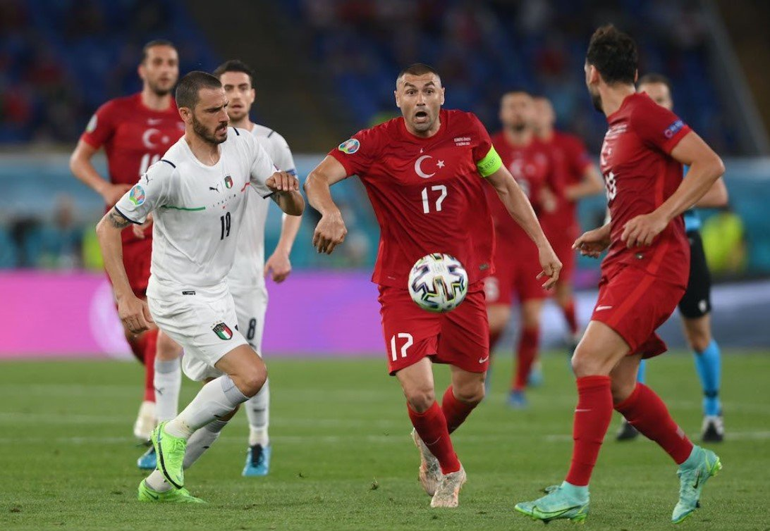 Робость команд на Евро-2020 удивляет...