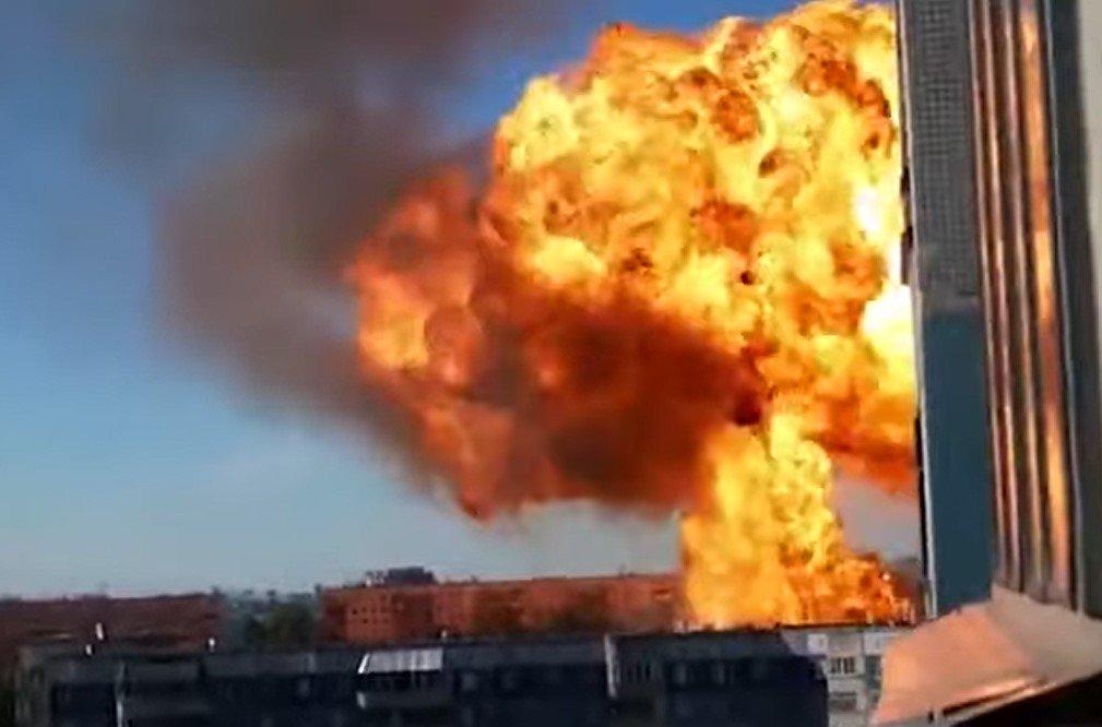 Число пострадавших при взрыве на газовой автозаправке в Новосибирске выросло до 25