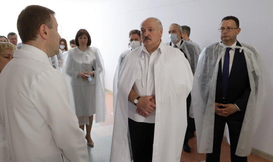 Лукашенко раскритиковал уровень медицинского обслуживания в Минске