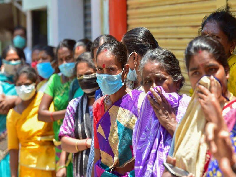 Почему индийский штамм коронавируса очень заразен?