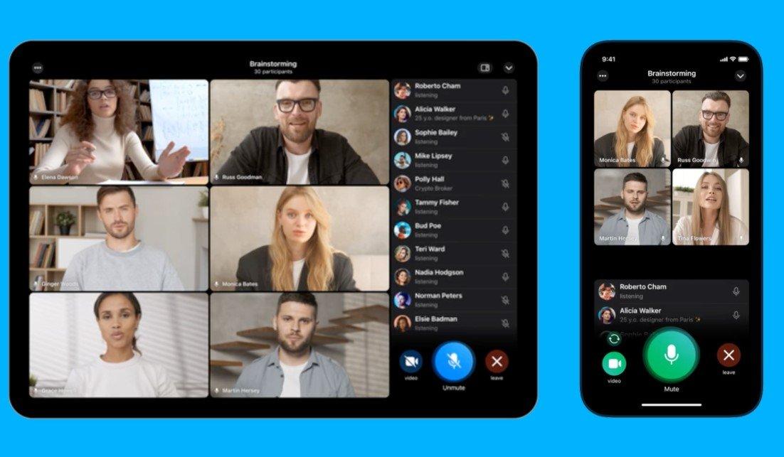 Мессенджер Telegram объявил о запуске групповых видеозвонков