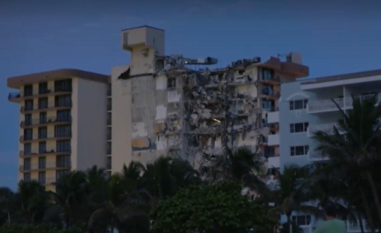 Президент США Джо Байден объявил о режиме ЧС во Флориде после обрушения здания